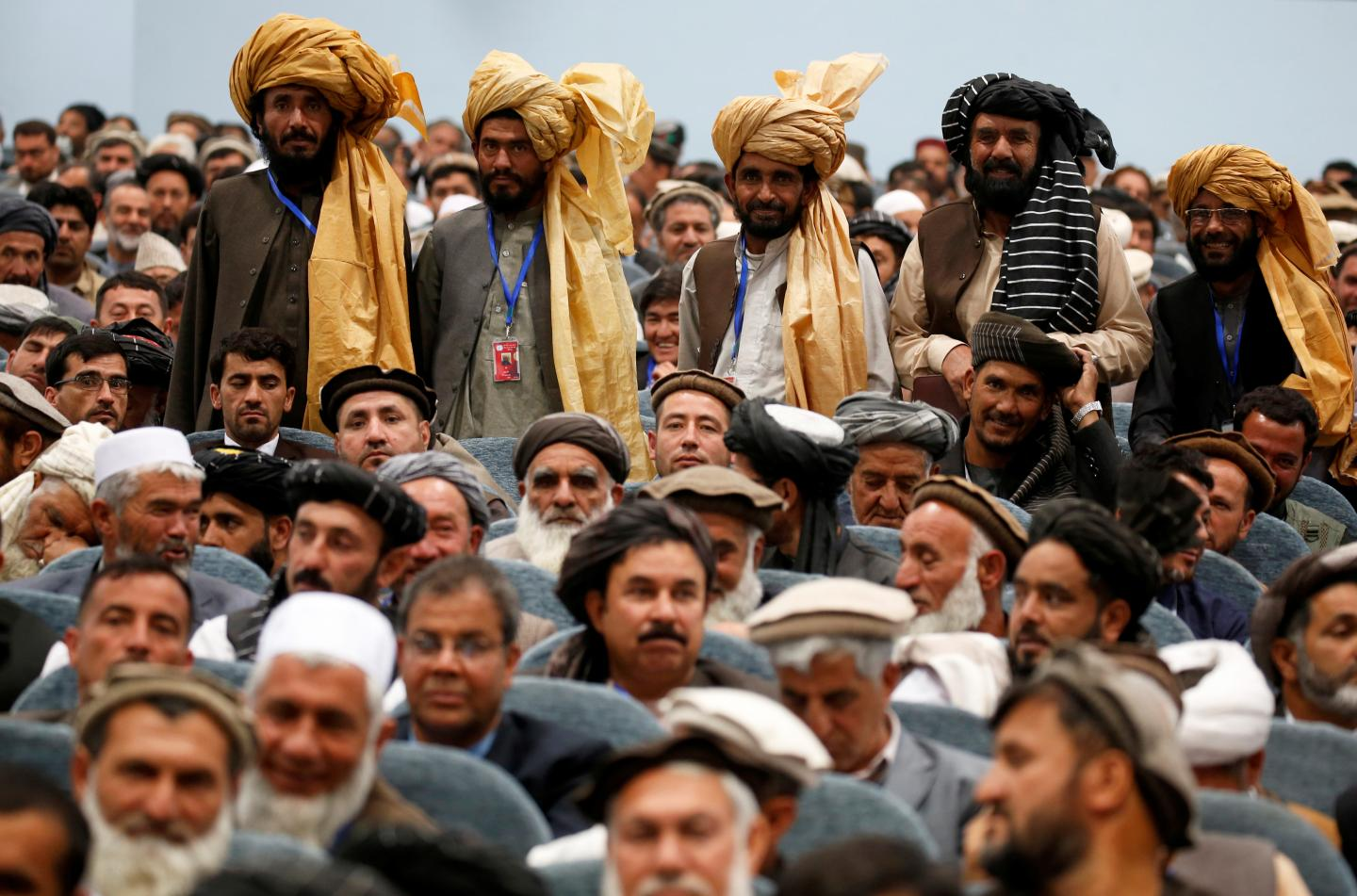 How far is Afghanistan from peace with itself?